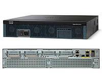 Маршрутизатор Cisco 2921 Sec Bundle w/SEC lic PAK