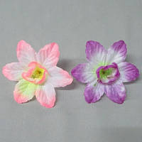Орхидея цветок искусственный Цена за уп - 100 шт.