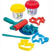 Набор для лепки Playgo с валиком