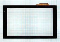 Тачскрин сенсорное стекло для Acer Iconia Tab A500 / A501 Black