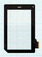 Тачскрин сенсорное стекло для Acer Iconia Tab B1-A71 Black