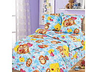 Детский комплект постельного белья KidsDreams Няшки 150