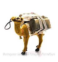 Фигурка верблюд мех код 23420