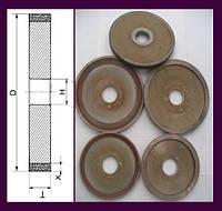 Круг АПП 1А1 150х10х3х32 АС4 125/100 - Алмазный инструмент
