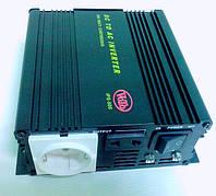 Преобразователь 12V - 220V  IPS-500 12VDC-220VAC  500VA/300Вт VoTo