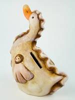Статуэтка Утка керамика