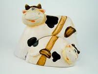 Фигурка Коровы керамика