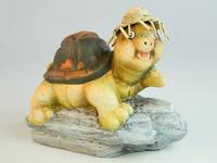 Фигурка Черепаха керамика