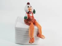 Статуэтка керамика  Цыпленок