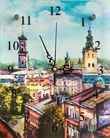 Настенные часы Панорама