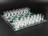 Шахматы с рюмками