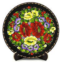 Тарелка Петриковка РТ01 KRT-1001