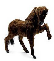 Фигурка конь дизайнерский (мех)