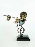Фигурка подарок флейтист