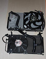 Радиатор ВАЗ 1118, ВАЗ 1119 Калина кондиционер Panasonic  в сборе
