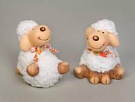 Фигурка овечка сидит