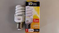 Лампа энергосберегающая LightOffer 13W E27 4000K