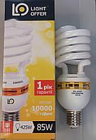 Лампа энергосберегающая LightOffer 85W E40 5000K