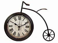 Часы на стол винтажные Пенни-фартинг Пье
