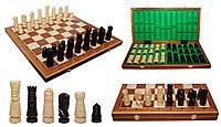 Шахматы деревянные LARGE CASTLE Intarsia