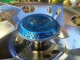 Газовый баллон с горелкой пикник  5л, фото 4