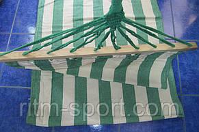 Гамак-Ткань с деревянными перекладинами, фото 2