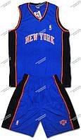 """Баскетбольная форма """"NEW YORK"""" взрослая"""