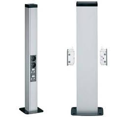 Мини-колонна двойная DA 200-45, профиль 130x66мм, высота 700мм, ELN