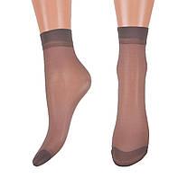 Носки «Ласточка» бамбук 30 den Серый (C232/G) | 10 пар