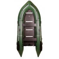 BN-360S Моторная надувная лодка Bark килевая четырехместная