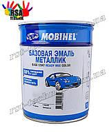 Базовая краска,эмаль металлик MOBIHEL 1L (419 ОПАЛ)