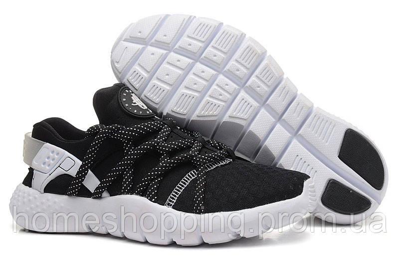 """Кроссовки Nike Huarache NM """"Black/White/Grey"""""""