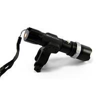 Тактический фонарик с креплением для велосипеда BL-T 8628 (Bailong)