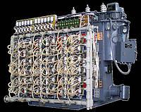 Выпрямители для дуговых электропечей постоянного тока