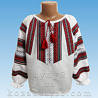 Українська сорочка з мереживом