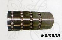 Барамелла, окончание к кованому карнизу 16 мм