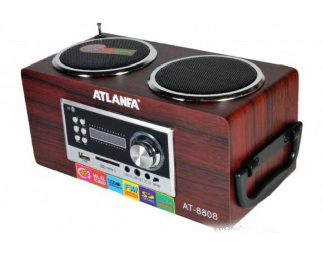 Радио, портативные колонки, акустика