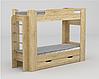 Двухъярусная кровать Твикс ДСП Компанит, фото 4