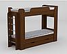 Двухъярусная кровать Твикс ДСП Компанит, фото 5