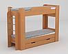 Двухъярусная кровать Твикс ДСП Компанит, фото 6