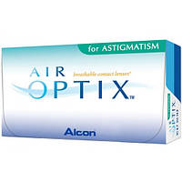 Контактные линзы Air Optix for ASTIGMATISM (Toric)