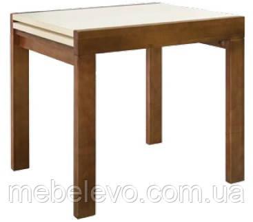 Стол обеденный Твист раскладной (бук) 760х820х670мм    Мебель-Сервис