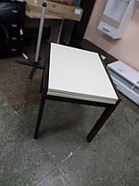 Стол обеденный Твист раскладной (бук) 760х820х670мм    Мебель-Сервис, фото 3