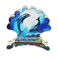 """Салфетница - """"Дельфины 2"""" Штормовое"""