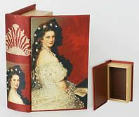 Шкатулка книга из дерева