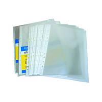 Файл-пакет А4 матовый 30мк Economix Е31106-50-0301 (100 шт)