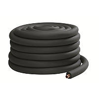 Каучуковая теплоизоляция  Insul Tube  - HT DN-22/19 мм