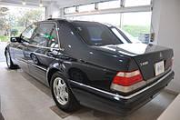 Классический Mercedes S600 из Японии