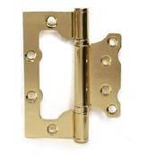 Петли дверные (Бабочка) 100*63  USK  33 мм (пара)