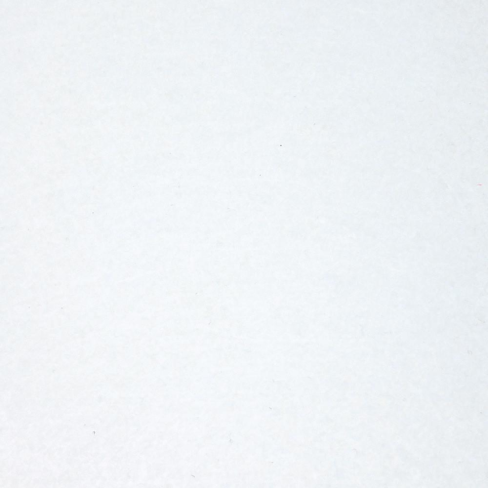 Фетр жесткий 3 мм, полиэстер, БЕЛЫЙ, 1 х 1 м, на метраж